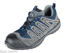 Sécurité ligne Galivan 4207 gris bleu métal libre composite toe baskets de sécurité