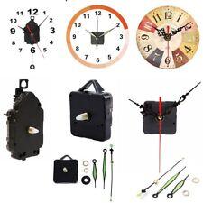 Accessories Pendulum Clock Movement Mechanism Parts + Hands Repair Replacement