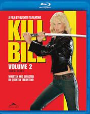 KILL BILL VOLUME 2 BLU-RAY DISC UMA THURMAN DARYL HANNAH SEALED NEW