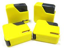 Minix Elm Mini Staplers ES-10M Yellow