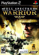 Full Spectrum Warrior (Sony PlayStation 2, 2005)