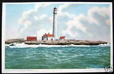York Maine ~ 1900's Boone Island Light ~ Light House