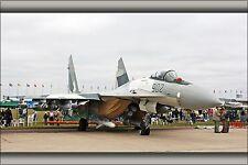 Poster, Many Sizes; Sukhoi Su-35