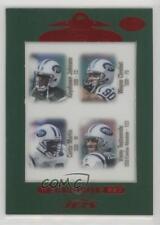 1999 #150 Keyshawn Johnson Wayne Chrebet Curtis Martin Vinny Testaverde Card