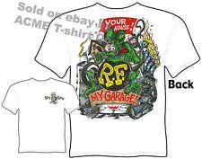 Rat Fink Shirts Ed Roth Rat Fink Big Daddy Ed Roth T Shirts Your House My Garage