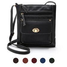 Womens Handbag Shoulder Bag Ladies Celebrity Leather Large Tote Messenger Purse