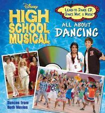 Disney High School Musical All About Dancing: Dance Mat and Instructional CD [..