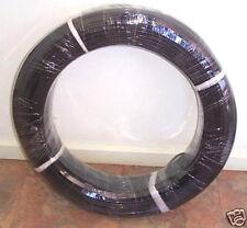 Plasteel mono. black fencing wire 4mm dia x 1,000m W1