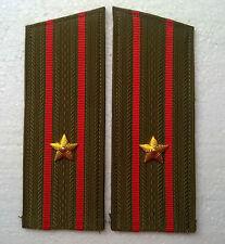 Schulterstücken Landstreitkräfte Major Dienstuniform UDSSR CCCP Sowjet Armee