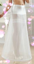 Wedding/Prom Ivory A Line Style 1 x Hoop Underskirt / Hoop / Petticoat~All Sizes