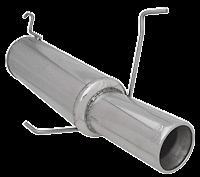 ECHAPPEMENT SILENCIEUX INOX PEUGEOT 306 1.4-75cv-97/01