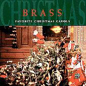 FREE US SHIP. on ANY 3+ CDs! ~Used,Good CD Various: Christmas Brass Single