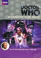 Doctor Who - Resurrection of the Daleks (2 Disc Sonderausgabe) Versand 24hr