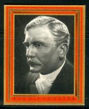 1937: Rudolf Forster - Mack the Knife large card #415