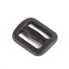 Regulator, Schieber, Versteller aus Nylon, Kunststoff für 15mm Gurtband
