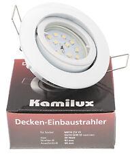 LED Einbaustrahler K9451 Ultra Flach Deckenspot Rostfrei 25° Schwenkbar DIMMBAR
