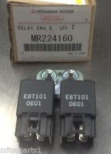ECU ECM Engine Control  RELAY Eclipse Turbo '96 - '99 NEW Genuine Mitsubishi