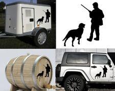Hunter con per cane