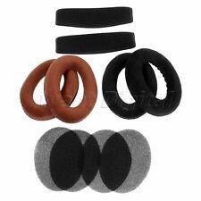 Comfortable Ear Pads Foam Cushion Earpads For Sennheiser PC350 PC360 HD515 HD518