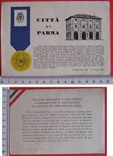 Emilia Romagna - Città di Parma Valore Militare- 10000
