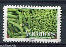 FRANCE 2008, timbre autoadhésif 174, VACANCES, PETITS POIS, oblitéré