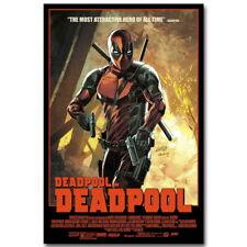 83566 Deadpool Superhero Movie Vintage Decor WALL PRINT POSTER CA