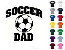 Soccer Dad T-Shirt #292 - Free Shipping