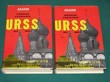 Histoire parallèle U.R.S.S. ARAGON 2 volumes