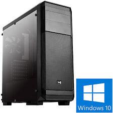 Ultra Fast AMD Gaming Computer Desktop PC Radeon 16GB DDR4 Windows 10 Pro v A3