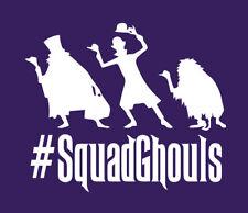 SQUAD GHOULS Disney Haunted Mansion shirt #squadghouls t-shirt foolish mortal
