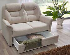 Dietsch Kiel 2Sitzer 2 Sitzer Zweisitzer kleines Sofa mit Stauraum individuell