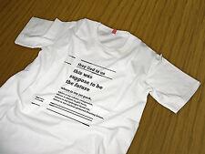 El futuro Sucks Camiseta