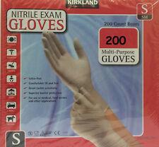 Kirkland Signature Multi Purpose Nitrile Exam Gloves Latex Free 200 Gloves