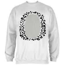 Halloween Snow Leopard Costume Mens Sweatshirt