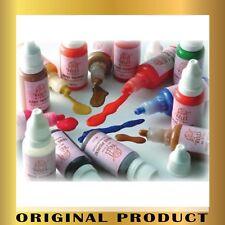"""Permanent makeup pigments """"BELLA NANO"""" various colors 20ml"""