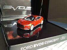 1/43 Ford EVOS Concept in Präsentationsbox OVP !