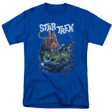 STAR TREK VULCAN BATTLE T-Shirt Men's Short Sleeve