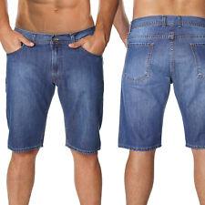 Stanley Herren Jeans Shorts Denim Capri Kurze Hose Bermuda Short 22743