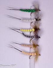 Fliegentom - Range of 6 Extended Body Mayflies