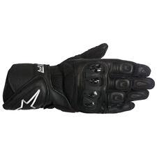 Alpinestars SP Air Leather Motorcycle Gloves Black
