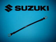 Suzuki GT 750 GT750 Batería Negativo Tierra Toma De Cable Alambre 33850-35400