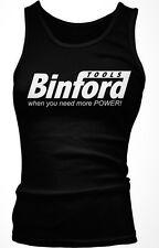 Binford Tools When You Need More Power Show Shop Build Fix TV Do Girls Tank Top