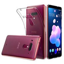 "Schutzhülle Ultraslim Silikon Für HTC U12+/ U12 Plus 6.0"" Extra Dünn Case Cover"