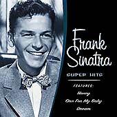 Super Hits Frank Sinatra MUSIC CD