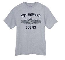 US USN Navy USS Howard DDG-83 Destroyer T-Shirt