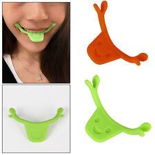 Flex Face Cheek Smile Maker Facial Muscle Exerciser Mouth Slim Exercise Toner