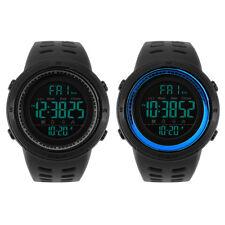 Fashion Men's Watch Waterproof Digital MutiFunction Sport Outdoor Wristwatches