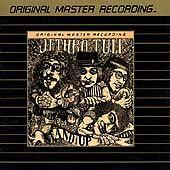 JETHRO TULL STAND UP  ULTRADISC II  24 KARAT GOLD LIMITED AUDIOPHILE RARE CD