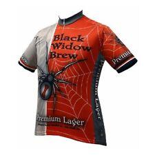 085fa86ca World Jerseys Black Widow Brew Cycling Jersey