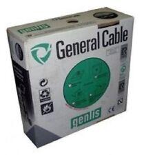 100 metros de cable eléctrico flexible de 6 mm2, General Cable mod: Genlis F